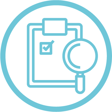 Hotel On-Site Survey Icon