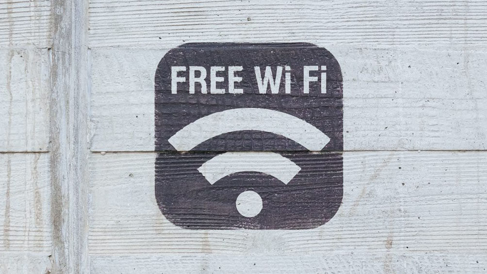 free wifi symbol - The first thing we think of in Hotel Technology